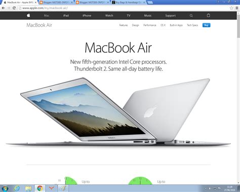 Macbook Air Emax mgt300 information technology in business individual assignment iii