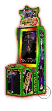 Galaga Cabinet Arcade Heroes Galaga Returning To The Arcade With Galaga