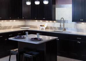 knob hill espresso shaker kitchen cabinets contemporary