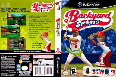 backyard sports baseball ga7e70 backyard sports baseball 2007