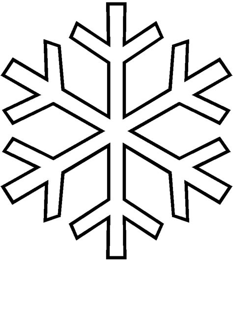 snowflakes template snowflake coloring pages coloring lab