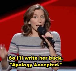 chelsea peretti stand up call chelsea peretti stand up comic gifs chelsea