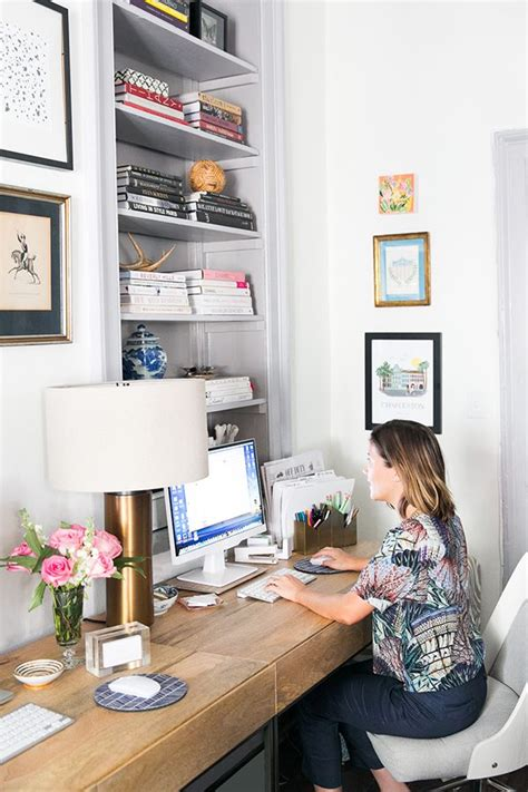 office desk under 200 how to design a charming office in under 200 square feet