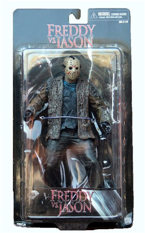 Figure Freddy Jason neca cult classics freddy vs vorhees jason figure 7