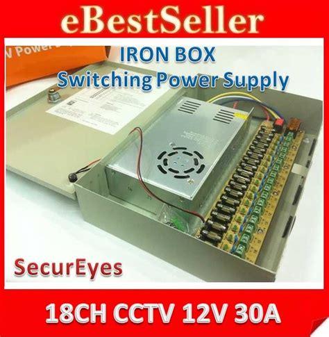 Powersupply Box Setral Box 12 V 30 A Free Kabel Power secureyes iron box 12v 3a 10a 30a 9 1 end 7 1 2018 2 24 am