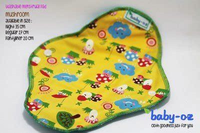pembalut kain wanita baby oz menstrual pad