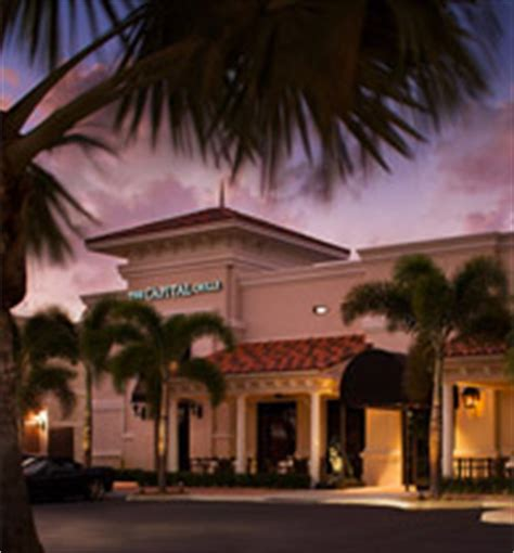 the capital grille palm gardens restaurant palm