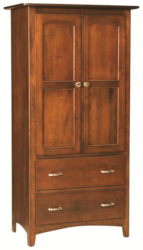 amish armoire amish concord armoire