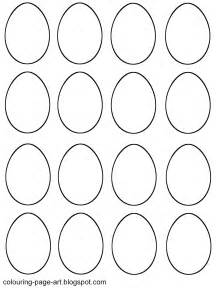 printable egg template easter egg printable colouring pages hubpages