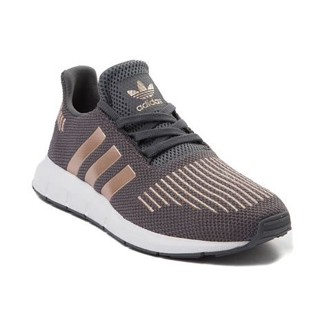 adidas athletic shoes youth adidas run athletic shoe gray 1436415