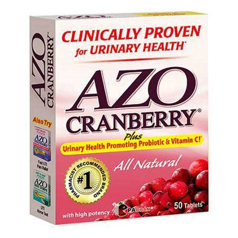 Azo Cranberry Detox Thc by Azo Pills Lookup Beforebuying