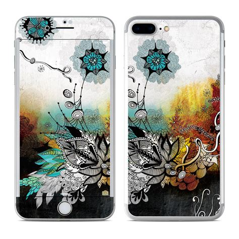 apple iphone 8 plus skin frozen dreams by iveta abolina decalgirl