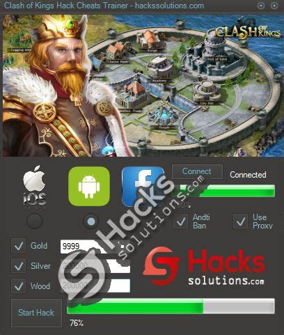 download boom beach android hack cheats v22 70 22070 add unlimited clash of kings gold and get unlimited silver
