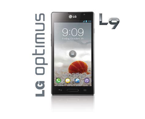 lg optimus l9 lg optimus lg optimus l9 pantalla de 4 7 y dise 241 o