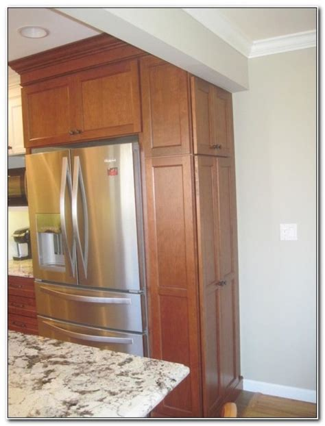 How Wide Are Kitchen Cabinets 12 Inch Wide Pantry Cabinet Manicinthecity