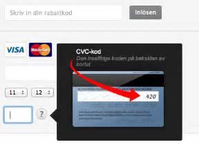 cvc on bank card what is card verification code cvc