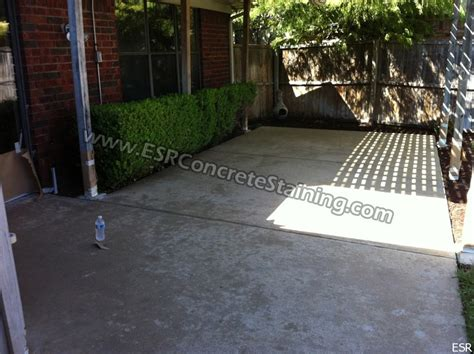 Deco Flooring Bellville by Patio Concrete Staining Coppell Tx 1 Esr Decorative
