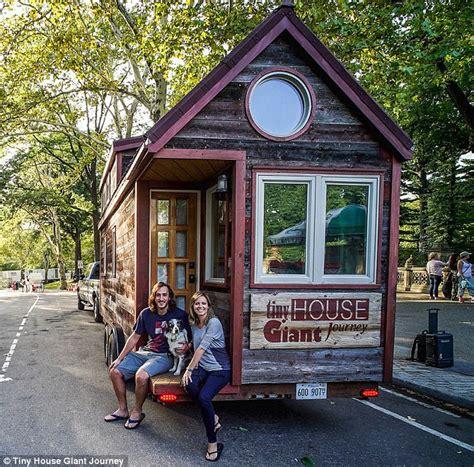 House Floor Plans Canada 20 Mini Maisons Sur Roues Qui Vont Assur 233 Ment Vous Charmer