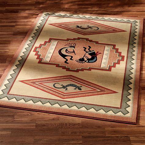 kokopelli rugs kokopelli southwest area rugs
