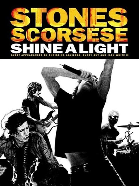 Shine A Light by Shine A Light Review Summary 2008 Roger Ebert