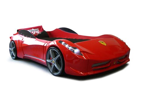 children s race car bed ferrari toddler bed us home furniture children s beds f1