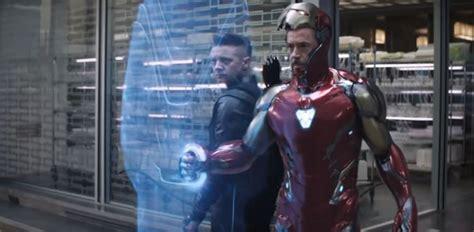 avengers endgame tv spot debuts iron man weapon