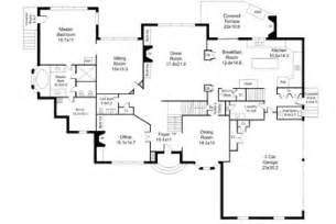 Real Floor Plans by Charlotte Real Estate Marketing Services