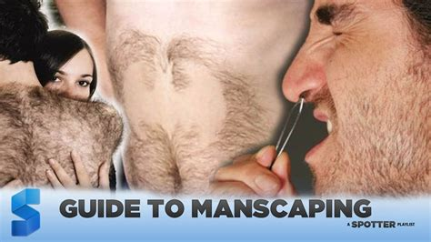 most popular manscaping styles manscaping groin