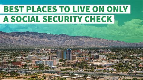 cheapest places to live on the west coast best places to live on only a social security check youtube