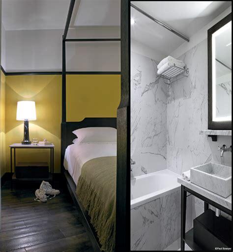 indogate salle de bain jaune moutarde