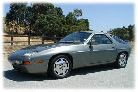 1987 Porsche 928 S4 For Sale In Walnut Creek California