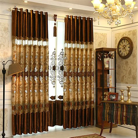 brown curtains for living room 8 fun ideas for living room curtains midcityeast