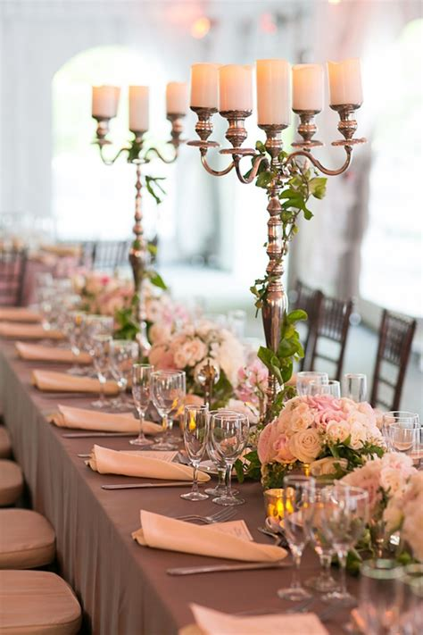romantic table settings romantic table setting with candelabras