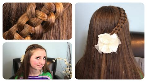 10 Things I About Hairstyledcom by 4 Strand Slide Up Braid Pullback Hairstyles
