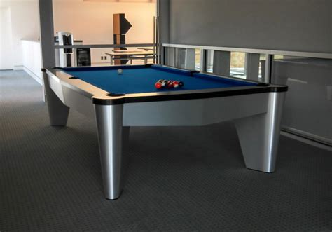 excalibur pool table by mitchell pool tables modern