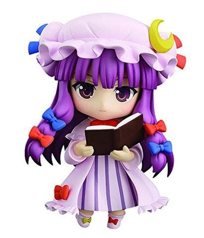 521 Nendoroid Patchouli Knowledge touhou project patchouli knowledge nendoroid 521