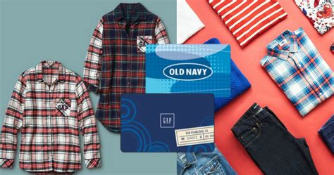 Where To Buy Old Navy Gift Card - 10 off 20 egift card purchase to old navy or gap savings on restaurant egift cards