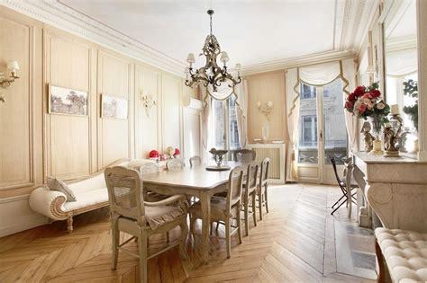 Parisian Dining Room by Interior Design The Beautiful Parisian Style