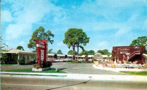 cadillac motels florida memory cadillac motel