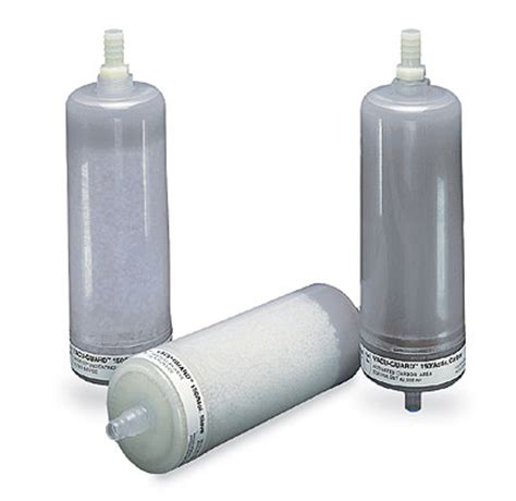Filter Capsul whatman in line vacuum protection filter capsule activated carbon ptfe from cole parmer