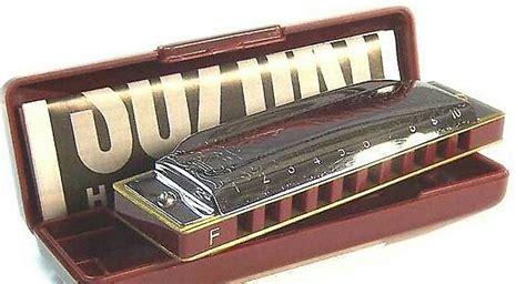 Harmonika Suzuki Folkmaster 10 Holes Key C G A Best Price suzuki 1072 folkmaster 10 diatonic harmonica key of ab reverb