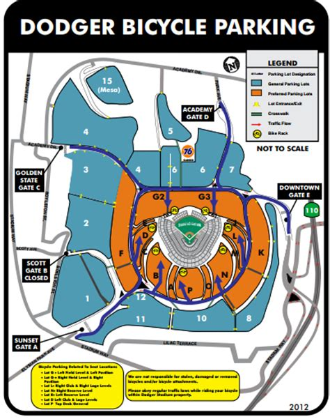 dodger stadium parking map dodger stadium parking map my