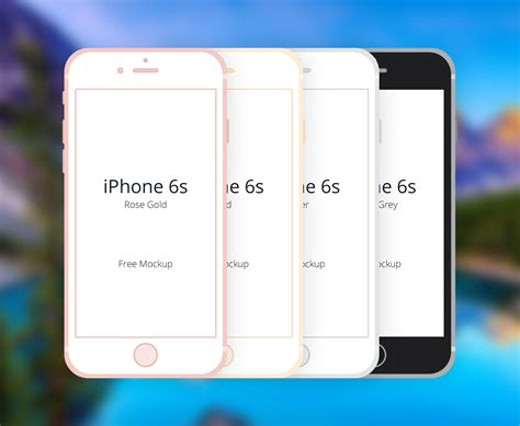 best free iphone 6 6 plus and iphone 6s 6s plus mockup templates 365 web resources