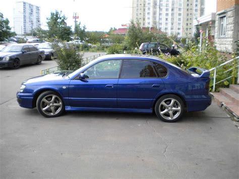 used 2002 subaru legacy b4 photos 1998cc gasoline