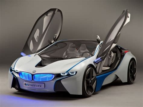 futuristic cars bmw wallpaper bmw vision 100 concept design white