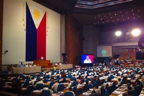members of house of representatives 261 members attend reopening of house of representatives inquirer news
