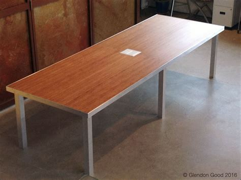 contemporary conference table contemporary conference tables glendon