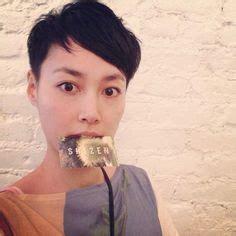 rinko kikuchi short hair rinko kikuchi s instagram for next haircut pinterest