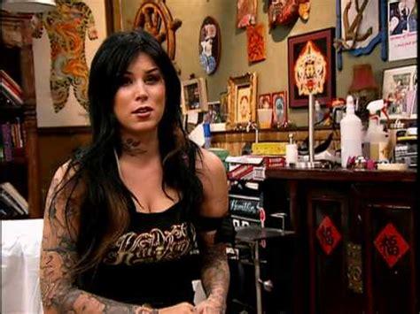 Kat Von D Pinup Miami Ink Youtube Miami Ink