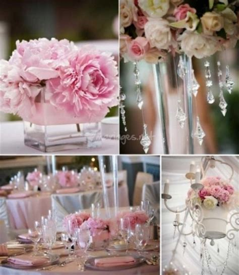 theme rose et or un mariage en rose poudr 233 lovely day